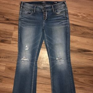 "Silver Jeans Co. ""Aiko"" bootcut Jeans"